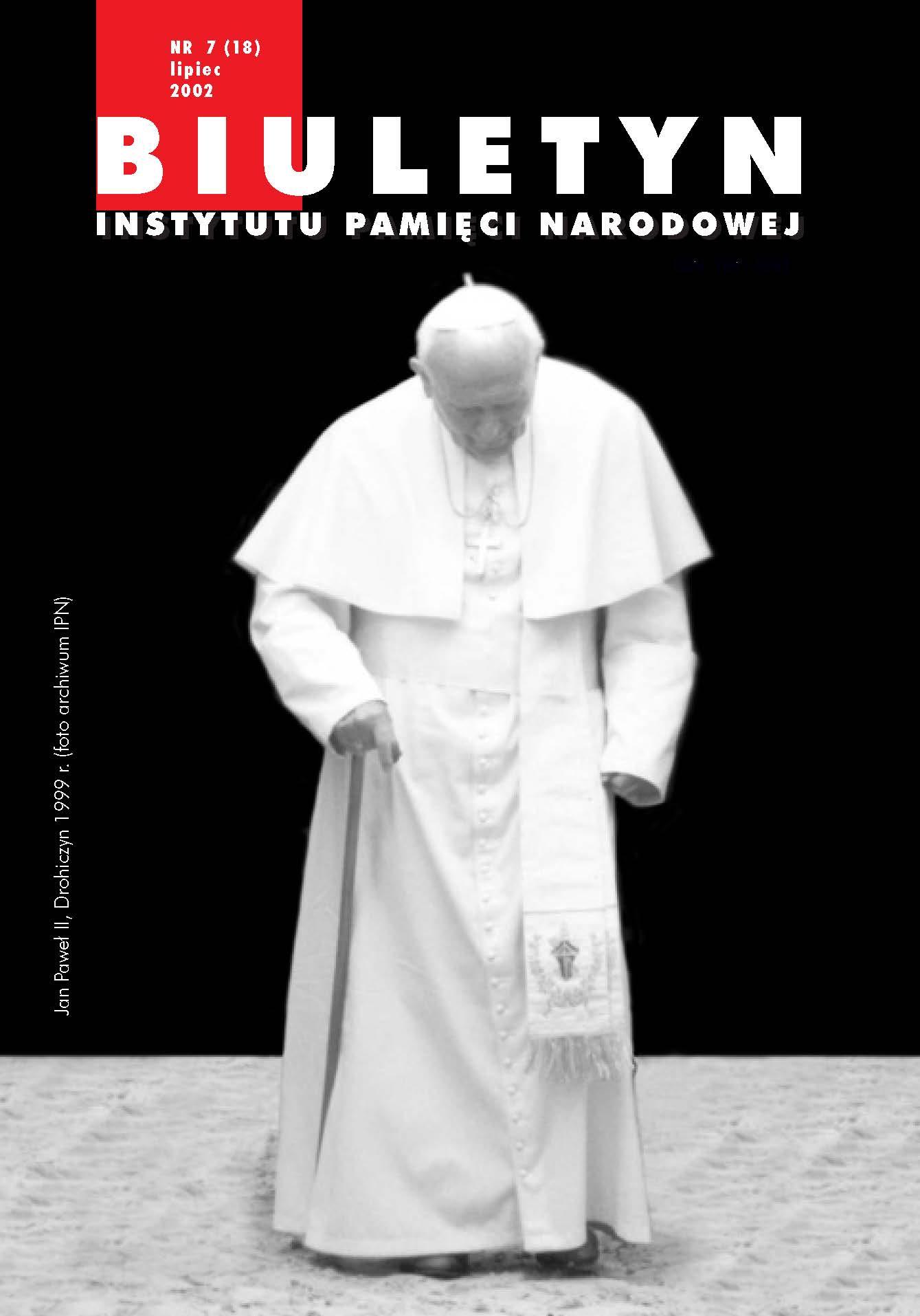 Publikacje Trzecia Pielgrzymka Papieża Jana Pawła Ii Do Polski